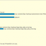 BPS Pro PHP/php.ini Diagnostic Check Results