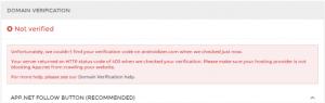 alexa-certify-error