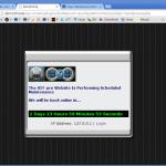 Black Mesh Gray Line Chrome Slick Center