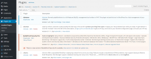 BPS Pro Plugins page upgrade