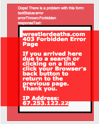 Topic: MailPoet – Form 403 error, admin-ajax php | BulletProof